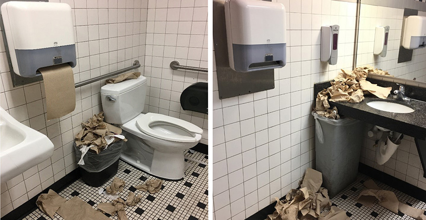 messy-restroom-with-paper-towels
