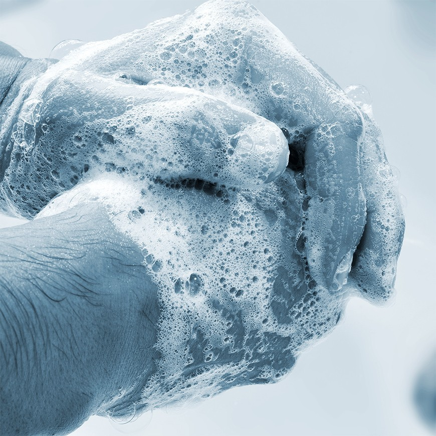 The Importance of Hand Washing