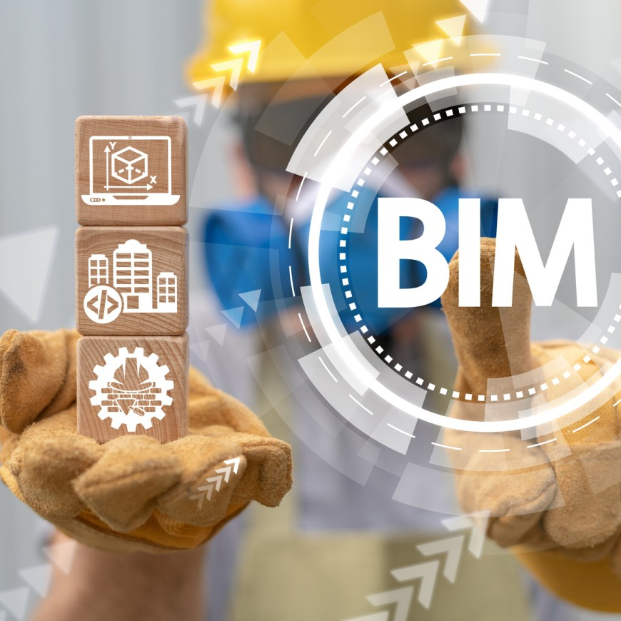 BIM: The perfect method for all construction projects
